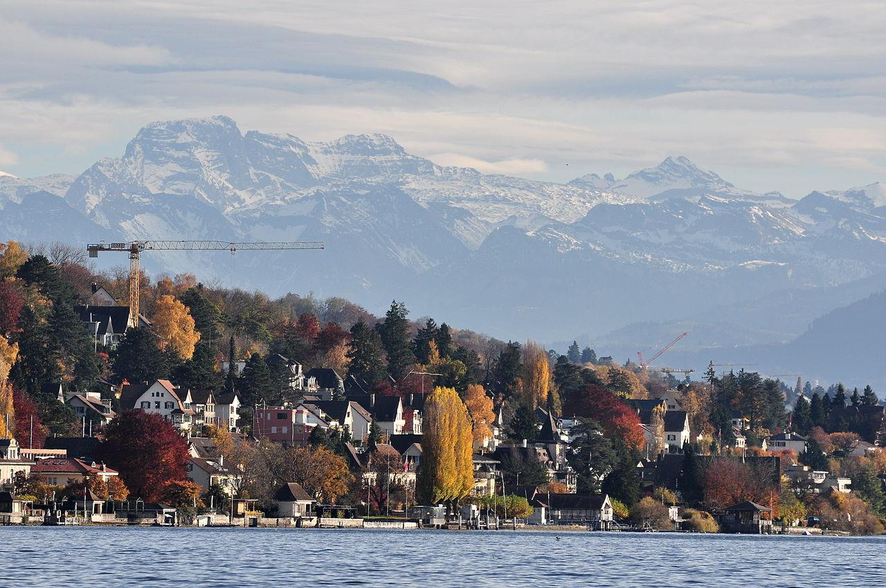 Küsnacht - Zürichsee - Zürichhorn 2010-11-04 14-44-20.JPG