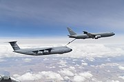 KC-46 Refuels C-5M 4-2019