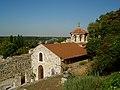 Kalemegdan, crkva Svete Petke pogled.JPG