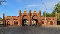 Kaliningrad 05-2017 img37 Brandenburg Gate.jpg