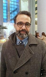 Kamel Riahi Tunisian writer