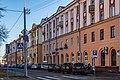 Kamunistyčnaja street (Minsk, February 2020) p3.jpg