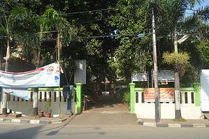Kantor kelurahan Kebon Kacang
