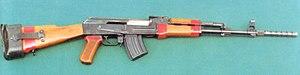 Kbkg wz. 1960 - The Karabinek-granatnik wz.1960