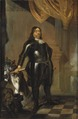 Karl X Gustav, 1622-1660, konung av Sverige pfalzgreve av Zweibrücken (Abraham Wuchters) - Nationalmuseum - 15134.tif