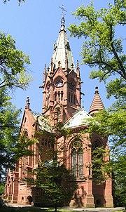 Karlsruhe Grabkapelle