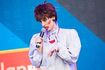 Kate Clapp на Видфест 2016 в СПб.jpg