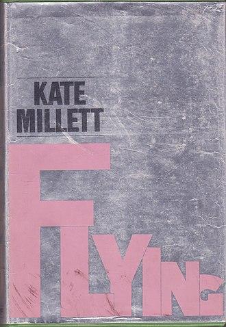 Kate Millett - Flying book cover