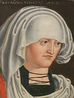 Catherine of Austria (1420–1493) member of the House of Habsburg and through marriage Margravine of Baden
