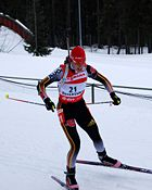 Kati Wilhelm Ostersund 2008