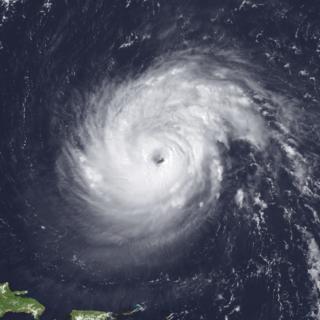 Hurricane Katia (2011) Category 4 Atlantic hurricane in 2011