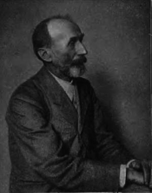 Kazimierz Alchimowicz - Kazimierz Alchimowicz; from Tygodnik Ilustrowany