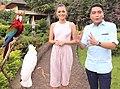 Kezia Roslin Cikita Warouw on Promo Satu Indonesia Netmediatama.jpg