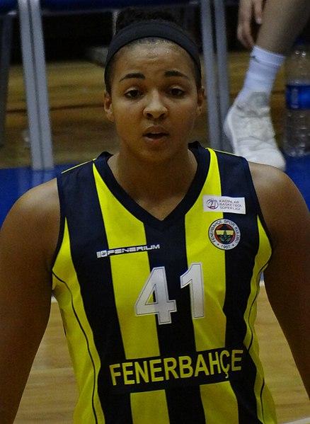 Kiah Stokes, Fenerbahçede
