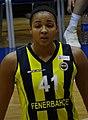 Kiah Stokes 41 Fenerbahçe women's basketball TWBL 20181216.jpg