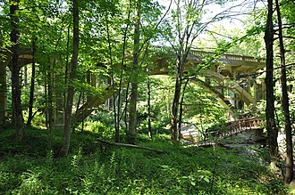 National Register of Historic Places listings in Middlesex County, Connecticut - Image: Killingworth CT Bridge 1132