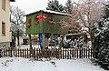 Kinderhütte in Hohndorf. Erzgebirgskreis, Sachsen IMG 0279WI.jpg