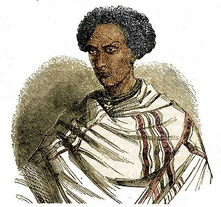 Sahle Selassie Ruler of Shewa