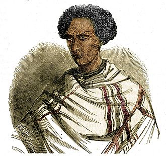 Sahle Selassie - Image: King Sahla Sellase colour