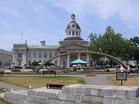 L'hôtel de ville de Kingston