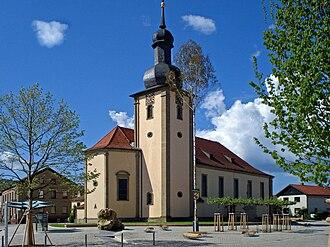 Sand am Main - Church