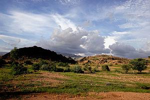 Kirthar Mountains - Image: Kirthar park
