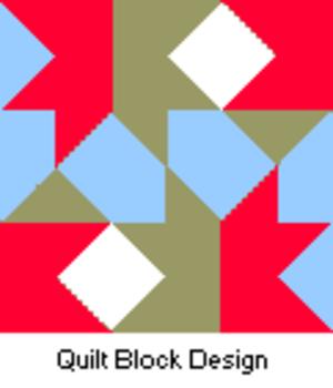 Motif (textile arts) - Image: Kitchen kaleid