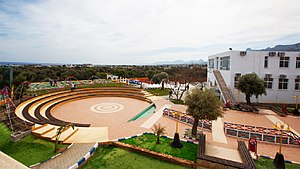 Cyprus Science University - Image: Kiu HAVADAN GÖRÜNTÜ
