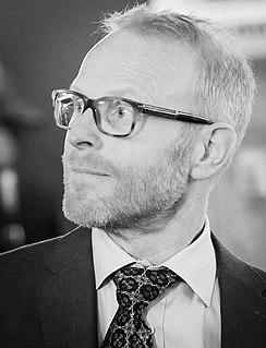 Kjetil Storesletten Norwegian economist