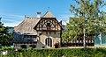 Klagenfurt Friedelstrand 11 Boots- und Rudervereinshaus Albatros 15072017 0144.jpg