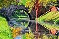 Klagenfurt Sankt Martin Lendkanal Steinerne Brücke 07102008 1155.jpg