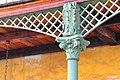 Klagenfurt Schlossweg Schloss Zigguln Innenhof Loggia Detail 12012009 79.jpg