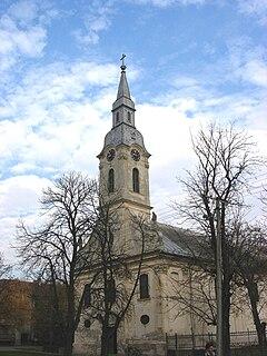 Kljajićevo Village in Vojvodina, Serbia