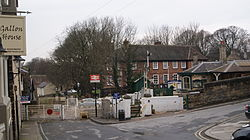 Knaresborough railway station (19th March 2013) 001.JPG