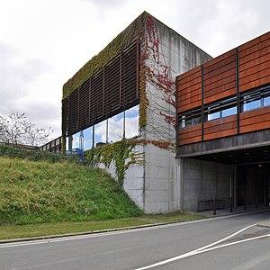 Knud holscher, KHR arkitekter, odense university