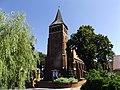 Kościół pw. Macierzyństwa Najświętszej Marii Panny we wsi Miłobądz - panoramio.jpg