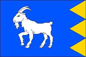 Košařiska - Image: Košařiska vlajka