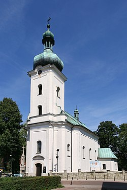 Kochłowice - Church of Our Lady of Lourdes 07.jpg