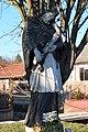 Kocsola, Nepomuki Szent János-szobor 2021 03.jpg