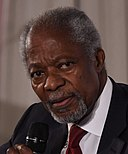 Kofi Annan: Alter & Geburtstag