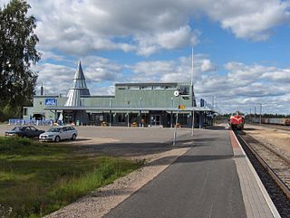 Kolari railway station