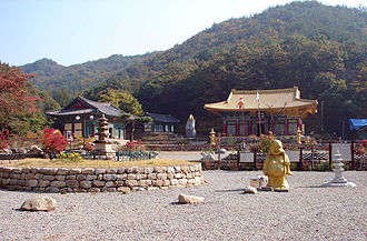 Geumdangsa - Image: Korea Jinan Geumdangsa 3669 07