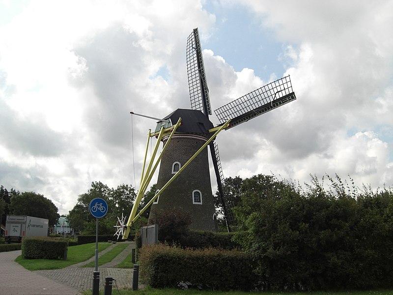 File:Korenmolen Weltevreden, Domburg.jpg