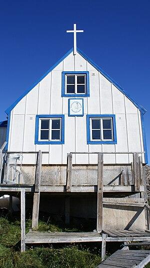 Kullorsuaq - Inuunerup Nutaap Oqaluffia, the Greenland Free Church in Kullorsuaq