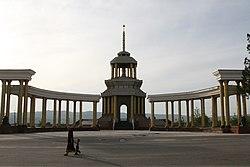 Il monumento del 2700° anniversario, Kulob