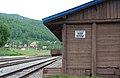 Kultuk station, Circum-Baikal Railway by trolleway, 2009 (32215566785).jpg