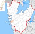 Kungälv Municipality in Västra Götaland County.png