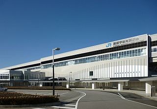 Kurobe-Unazukionsen Station