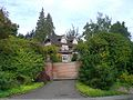Kurt Cobain's House gate, Lake Washington Boulevard, Seattle, WA.jpg