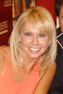 Kym Herjavec Australian ballroom dancer and TV performer